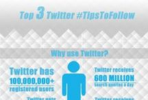 Marketing for Twitter / Fun and useful infographics about marketing on Twitter.