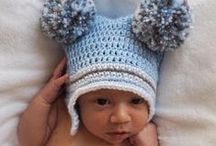 Crochet: Baby Boy / Patterns and ideas for crocheted baby boy items.  - candleinthenight.com