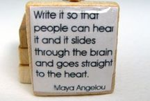 A writer's style... / Style for writers