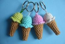 Crochet: Summer / Patterns and ideas for crocheted items for summer.  - candleinthenight.com