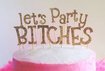 Bachelorette Party / by Hunter Yarbrough