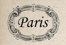 PARIS ~ pourquoi pas? /  Why not, indeed!  Our trip in October was fabulous and I'm so glad I started planning with my board.  We saw so much and loved it all!