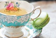 """Tea, Please. / Tea obsessed, forever. """"I shall drink a cup of tea with the Queen Of England one day"""""""