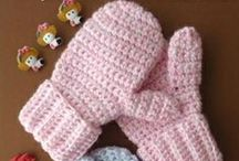 Crochet: Winter / Crochet patterns and project ideas for winter items.  - candleinthenight.com