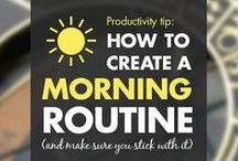 Productivity and Such / Productivity, organization, and just staying on top of your life tips and tricks...