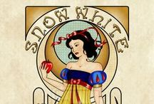 Snow White / Disney's FIRST Princess