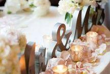 I Do / Wedding inspiration