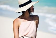 Life's a beach / #Swimwear Women's beach style; Women's beach fashion; Women's swimwear