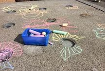 Streets Are Ours / Kids love Street Art.