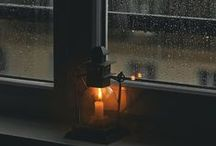 cozy / warmth, ambiance, comfort