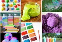 Summer Kids Activities / Fun Activities to Keep the Kids Busy over Summer Break!