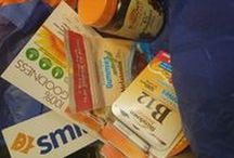 Free Samples / Stuff that I received samples to try #GotItFree