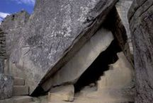 Machu Pichu / One place I'd love to have gone but probably won't make it, so I'll just enjoy it here on Pinterest.