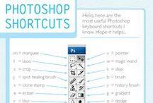Photoshop & Illustrator / Illustrator and photoshop brushes and tuts / by Roberto Avey