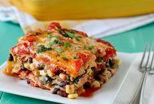 Lasagnas & Enchiladas / by Roberto Avey