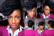 Natural Hair / Celebrating #naturalhair in all its aspects and glory / by Shai Unfiltered