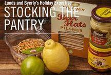 Holiday Recipes & Expertise