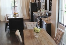 home inspiration / by Melissa Abraham