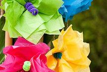 party ideas / by Jennifer Anderson