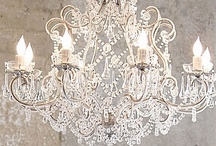Chandeliers / by Holly Davis