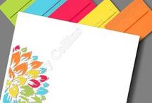 Personalized Stationery/Invitations