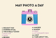 Photography: Photo A Day Prompts