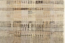 Textiles / by Claudia Lee