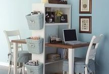 Dream Office / Dreaming Of The Perfect Work Space!