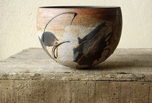 Bowl and Vessel Forms / I just love pottery, especially wood fired pottery.  The forms, colors, surfaces and textures in the images on this board represent some of the best. / by Claudia Lee