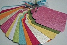 Handmade Cards, Tags and Gift Ideas / by Denise Evans