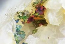 Rocks ~ Minerals ~ Gems / by Carri Williamson