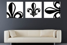 Fleur de lis / by Molly Hastings