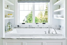 Bathrooms / by Melissa Abraham