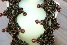 Chainmaille Inspiration / by Judy Mastagni