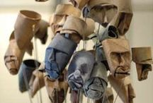 Masks / a history of the world in masks / by Claudia Lee