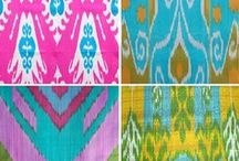 Ikat / Patterns! / by Molly Hastings
