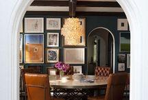 Dining room / by Melissa Abraham