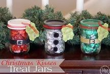 Holiday Homemade Gifts / Get Creative & Gift!