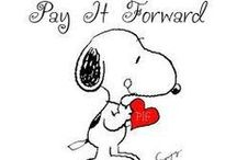 Pay It Forward / by Carri Williamson