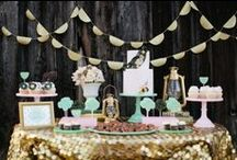 Bridal Shower Ideas / Planning & perfecting the perfect bridal shower!