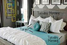 Bedroom / by Ashley Davis