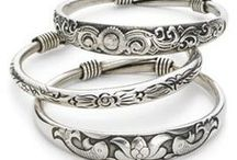 silverware jewelry / by Judy Mastagni
