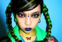 Senpai in the Streets / Harajuku/Kawaii Hipster / by Alyssa Chapman