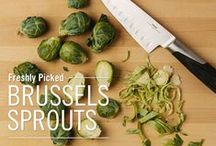 Recipes: Brussels Sprouts