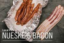Recipes: Bacon!