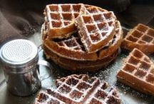 Recipes: Waffles