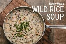 Recipes: Wild Rice / by Lunds & Byerlys