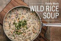 Recipes: Wild Rice