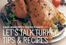 Recipes: Thanksgiving / by Lunds and Byerly's