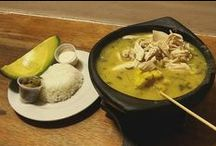 Colombian Food / Delicious food and recipes from #Colombia